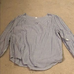 long sleeve vintage shirt